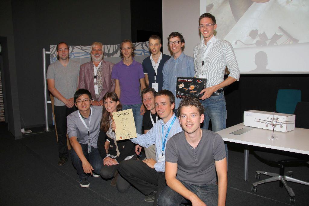 MavLab wins IMAV 2013