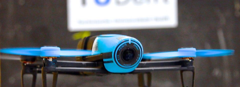 TU Delft becomes second in first autonomous drone race