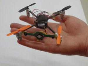 Towards an autonomous pocket drone for indoor navigation – MAVLab