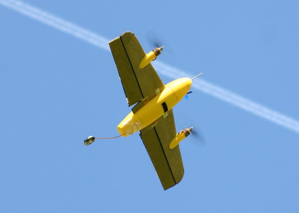 Control of the Cyclone Hybrid UAV – MAVLab TUDelft